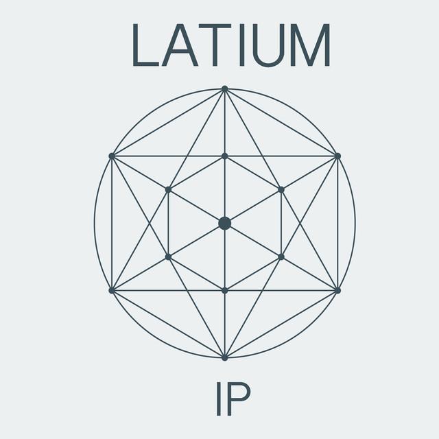 Album cover for IP by Latium