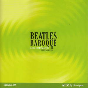 Beatles Baroque, Vol. 3 album