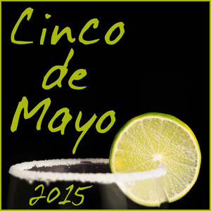 Cinco De Mayo 2015 Party Mix Albumcover