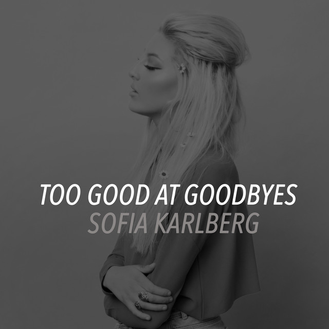 Too Good At Goodbyes