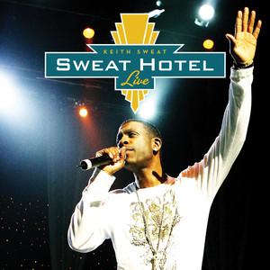 Sweat Hotel - Live Albumcover