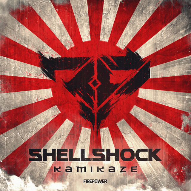 Album cover for Shellshock Kamikaze by Various Artists