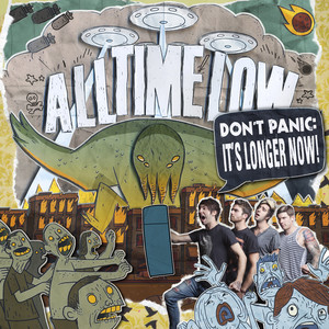 Don't Panic: It's Longer Now! Albumcover