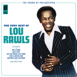 Lou Rawls - The Very Best Of album