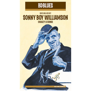 Sonny Boy Williamson No Nights by Myself cover