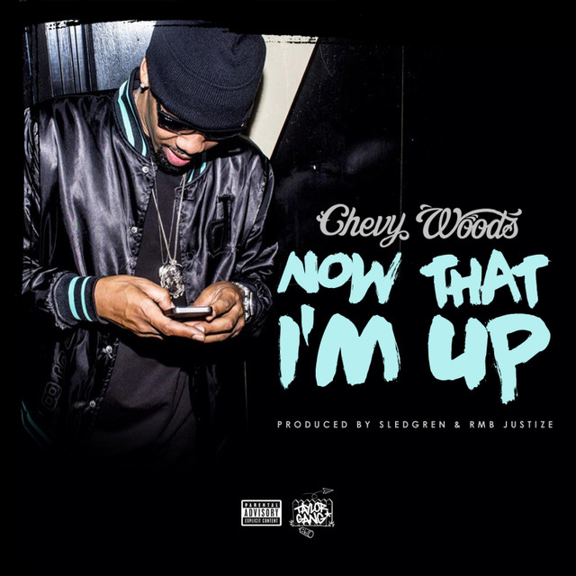 Now That I'm Up - Single