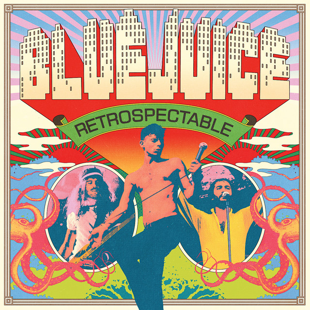 Bluejuice - Retrospectable