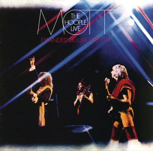Mott The Hoople Live (Expanded Deluxe Edition) album