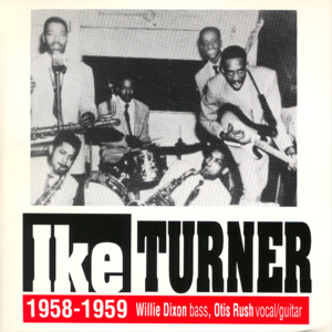 Ike Turner 1958-1959 album