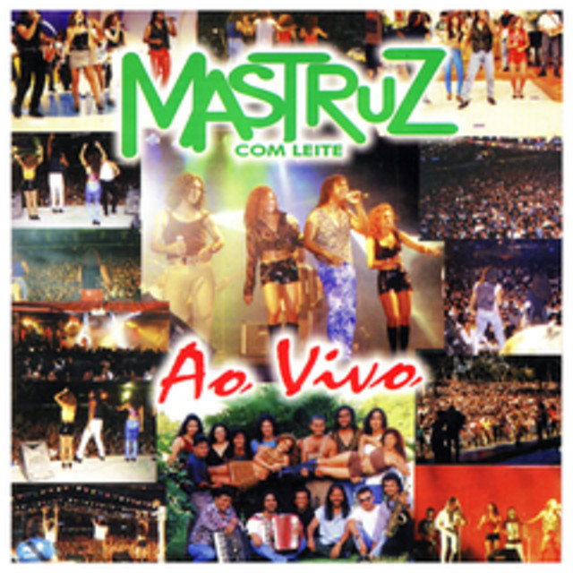 Album cover for Forró Mastruz com Leite (Ao Vivo) by Mastruz Com Leite