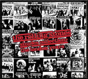 The Rolling Stones Singles Collection * The London Years Albumcover