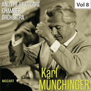 Karl Münchinger & The Stuttgart Chamber Orchestra, Vol. 8: Mozart Albümü