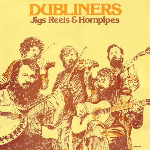 The Dubliners Jigs Reels & Hornpipes album cover