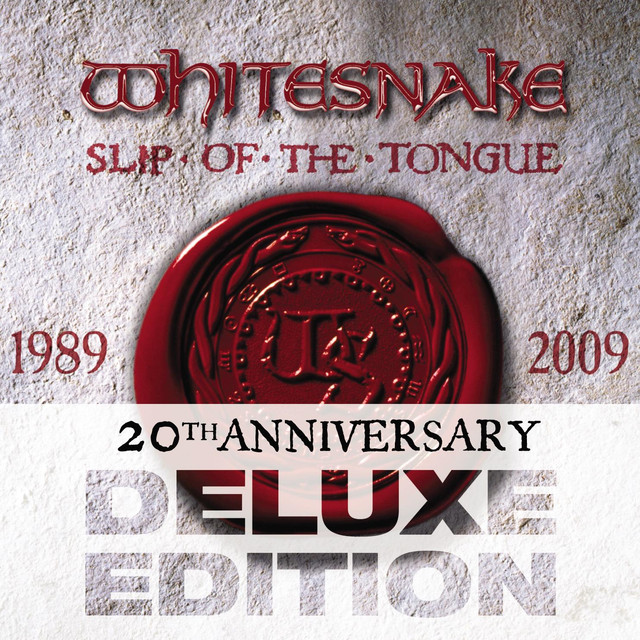 Slip Of The Tongue - 20th Anniversary Deluxe Edition