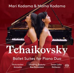 Tchaikovsky: Ballet Suites for Piano Duo Albümü
