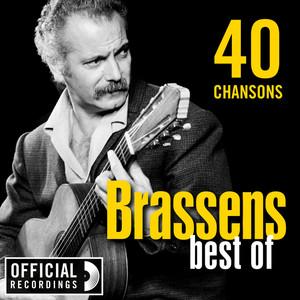 Georges brassens best of 40 chansons songtexte lyrics - Les amoureux des bancs publics brassens ...