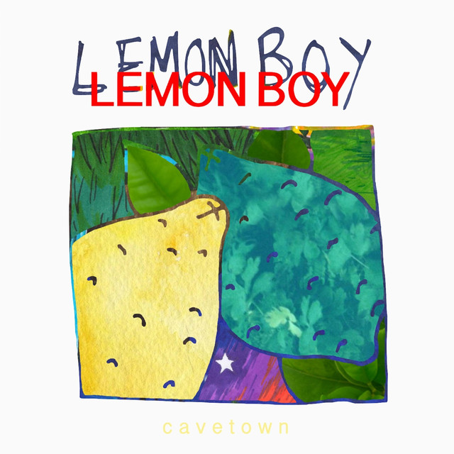 Album cover for Lemon Boy by Cavetown