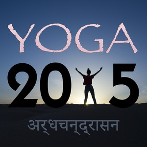 Yoga 2015 (The Best Yoga Relaxation Music for 2015) Albumcover