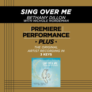 Bethany Dillon Sing Over Me cover