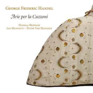 Handel: Arie per la Cuzzoni Albümü