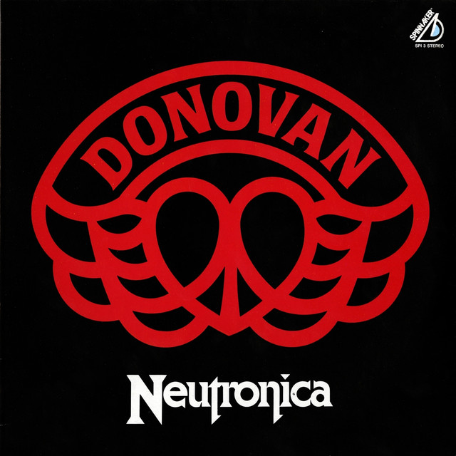 Donovan Neutronica album cover