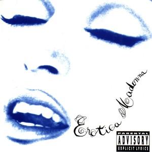 Erotica Albumcover