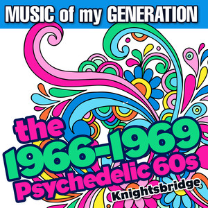 Music of My Generation-1966-1969 Psychedelic 60s Albumcover
