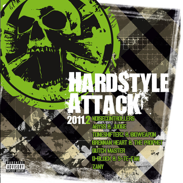 Hardstyle Attack 2011.2
