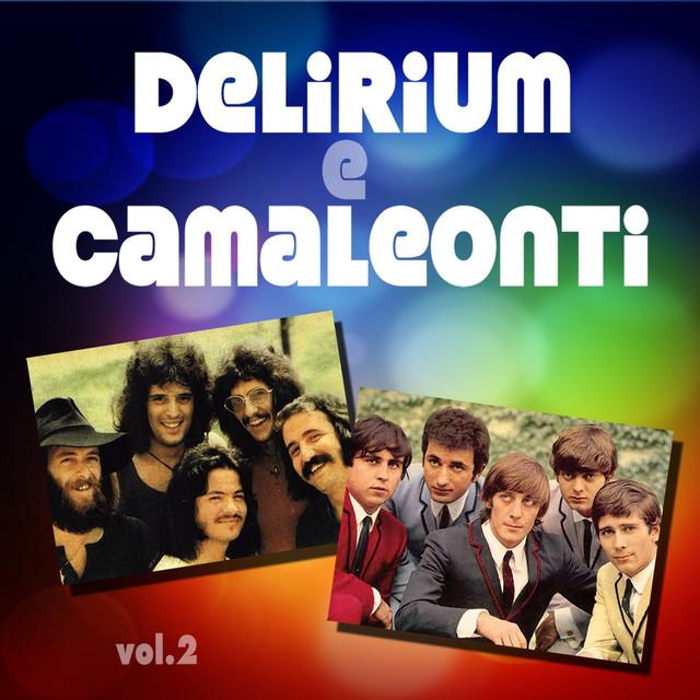 Delirium e i camaleonti, vol. 2