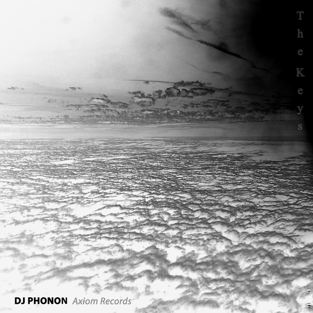 Album cover for The Keys by DJ Phonon