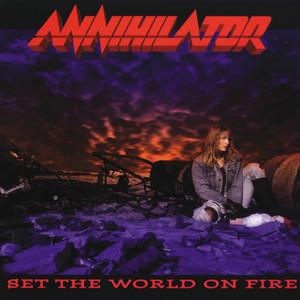 Set the World on Fire album
