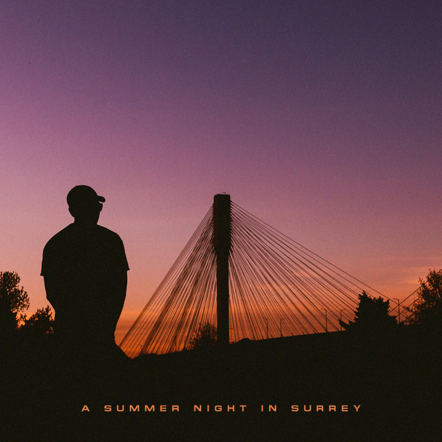 Album cover for A Summer Night in Surrey by Dro