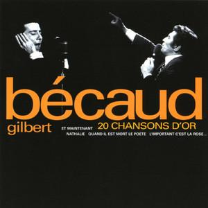 20 chansons d'or - Gilbert Bécaud