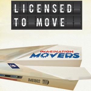 Licensed to Move album