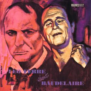 Léo Ferré chante Baudelaire album