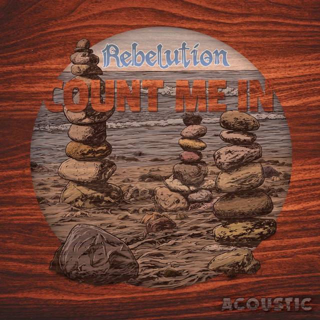 Count Me In (Acoustic) Albumcover