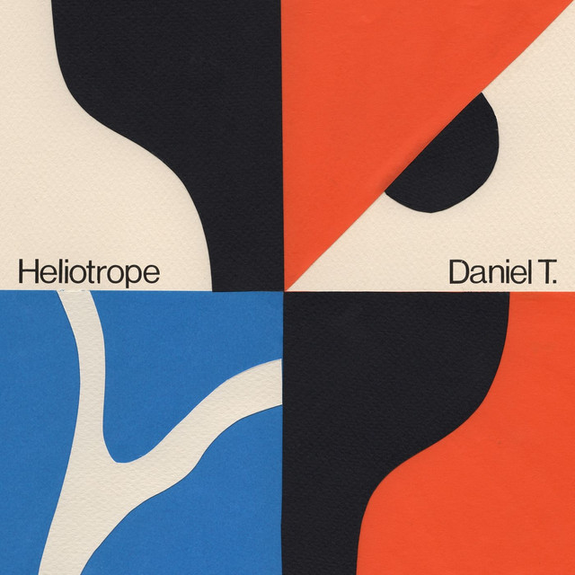 Album cover for Heliotrope by Daniel T.