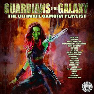 Guardians Of The Galaxy - The Ultimate Gamora Playlist
