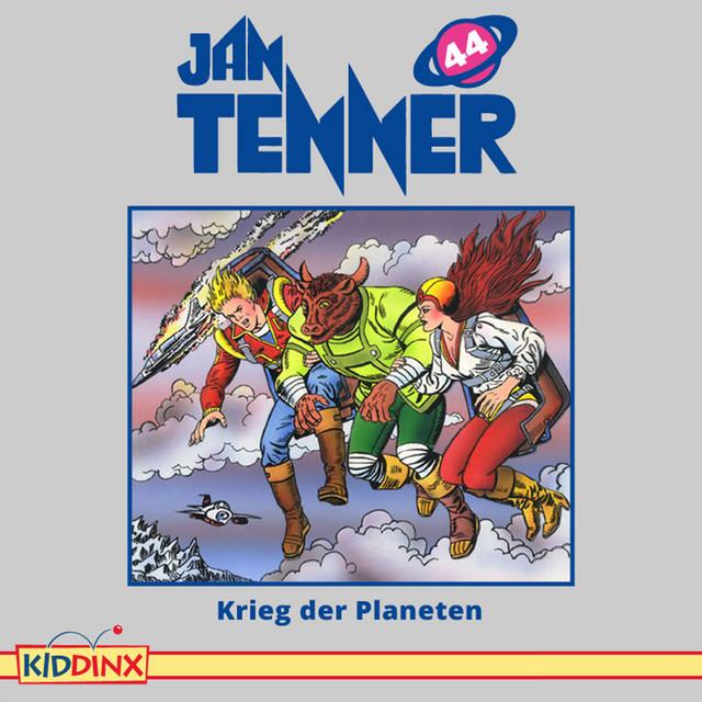 Folge 44: Krieg der Planeten von Jan Tenner