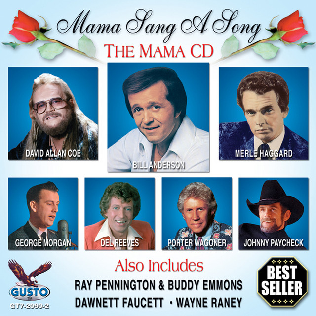 Various Artists Mama Sang A Song album cover