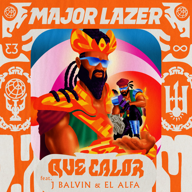 Que Calor - Major Lazer feat. J Balvin & El Alfa