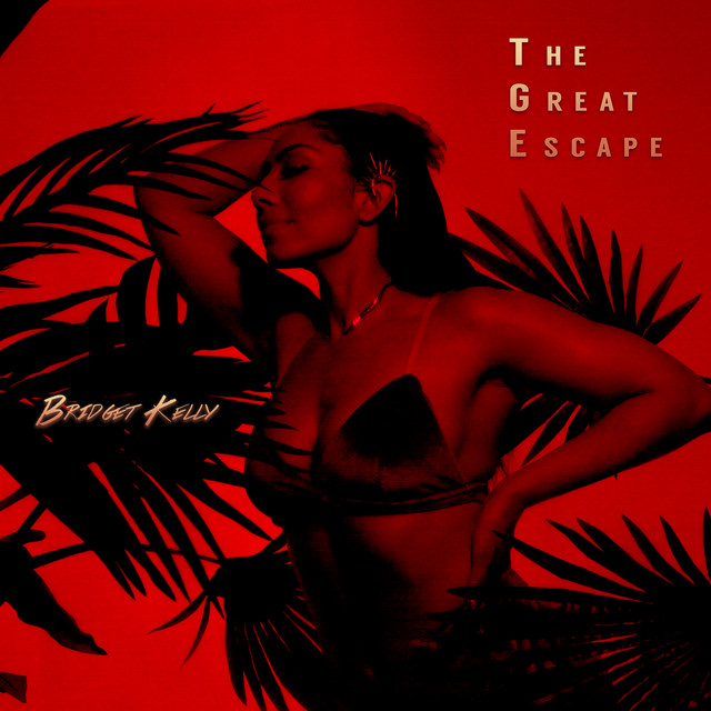 Bridget Kelly - The Great Escape cover