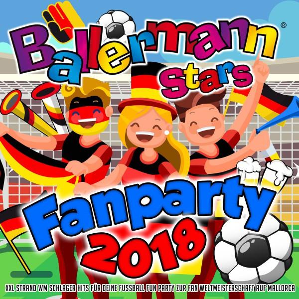 Ballermann Stars Fanparty 2018 Xxl Strand Wm Schlager