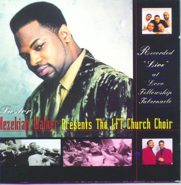 "Presents The LFT Church Choir Recorded ""Live"" at Love Fellowship Tabernacle"