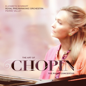 The Art of Chopin: The Piano Concertos Albumcover