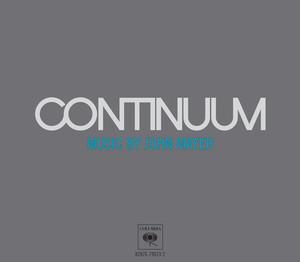 Continuum Albumcover
