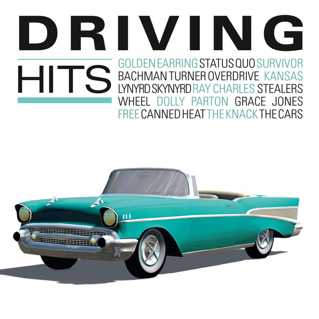 Driving hits album by various artists lyreka for Cover jones motor company