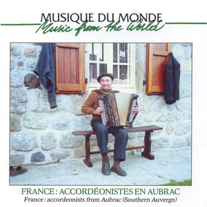 France: accordéonistes en aubrac Albümü