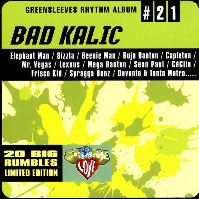 Various Artists Bad Kalic album cover