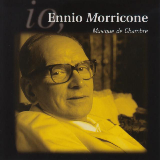 Io, Ennio Morricone - Musique de chambre Albumcover